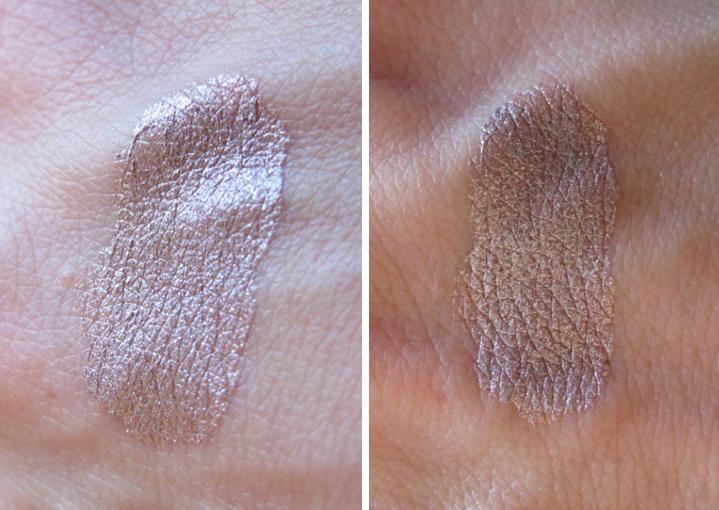 Isadora Cream Mousse Eyeshadow Swatches Isadora Cream Mousse